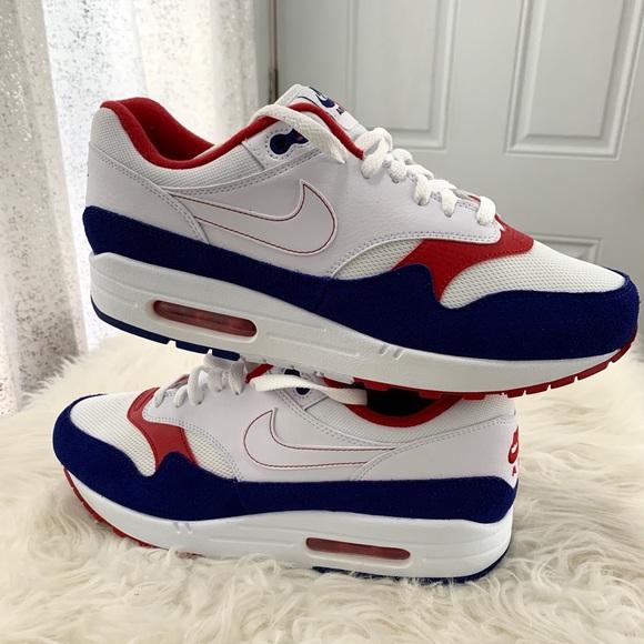 Nike Shoes | Nike Air Max White Red